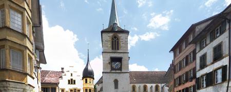 École: Biel/Bienne